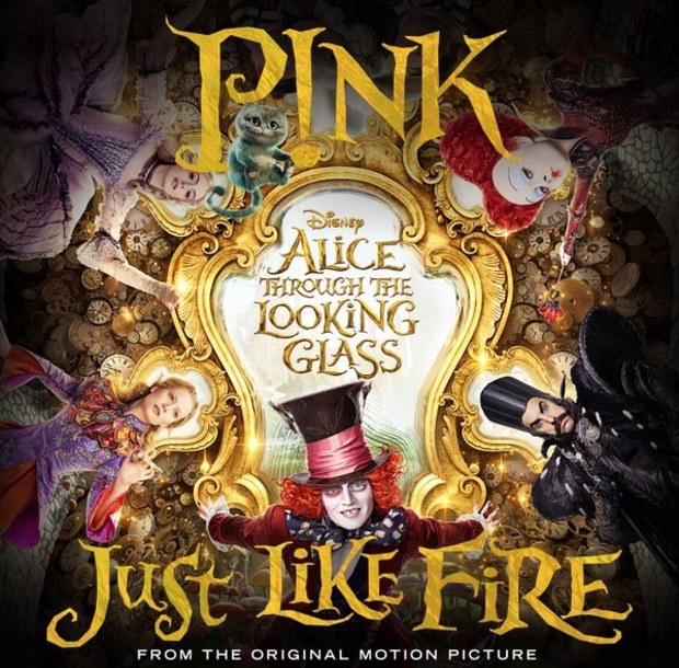 Just Like Fire - Pink